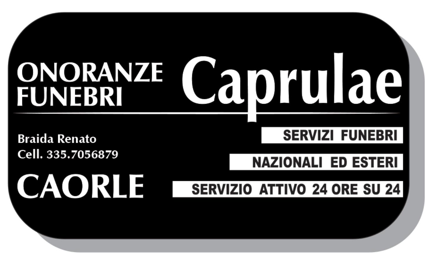 CAPRULAE