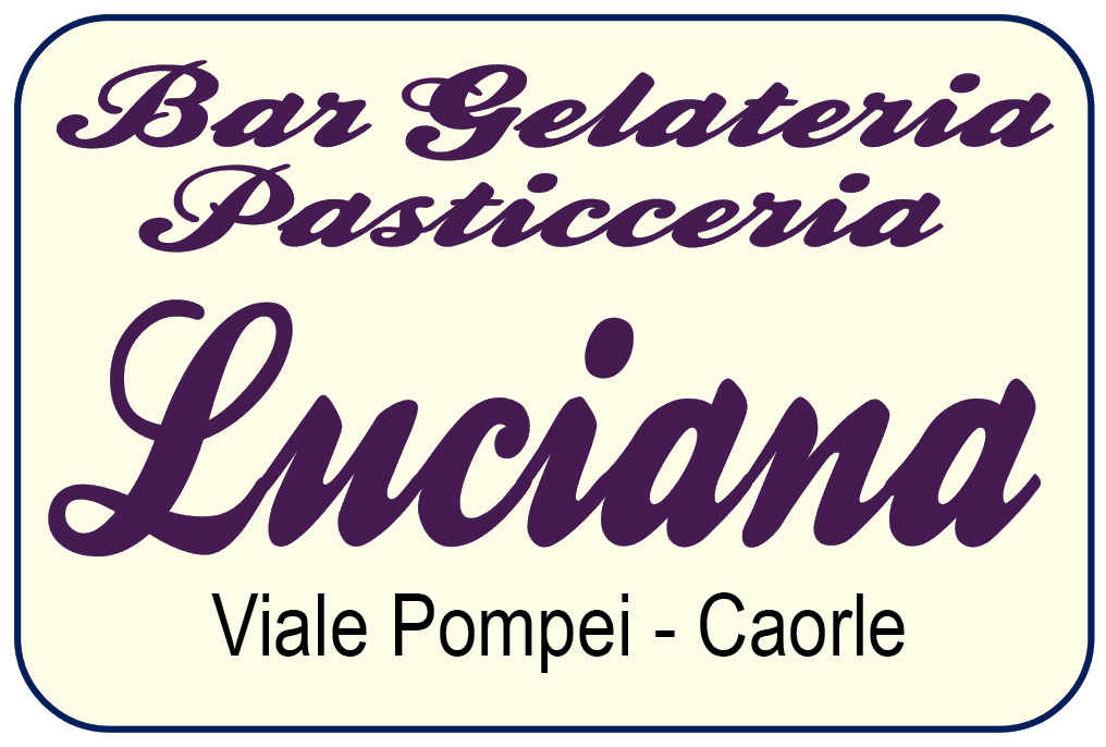 PASTICCERIA LUCIANA